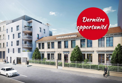 Vente appartement Lyon 6ème (69006)