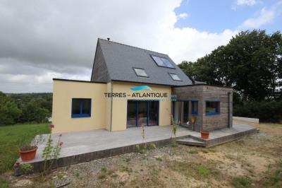 Splendide maison écologique sur 7445 m² de terrain