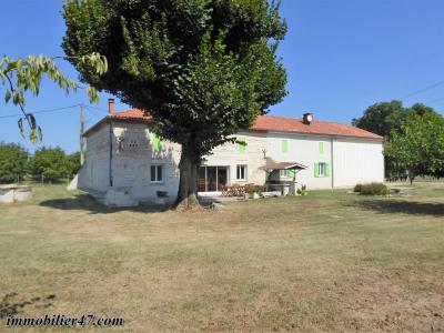 Maison en pierre prayssas - 6 pièce (s) - 200 m²