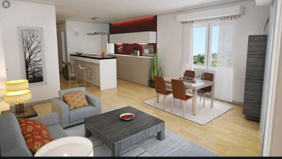 Produit d'investissement appartement Lyon 8ème