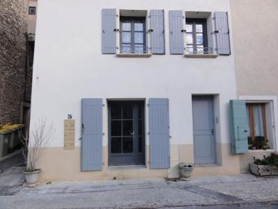 Appartement type T2- 45 m² avec courette