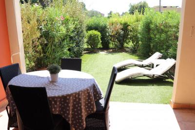 Bel appartement T3 climatisé en rez-de-jardin