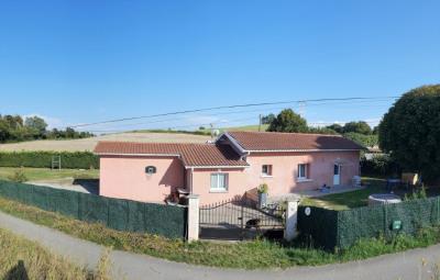 Maison St-quentin-fallavier 6 pièce (s) 110 m²