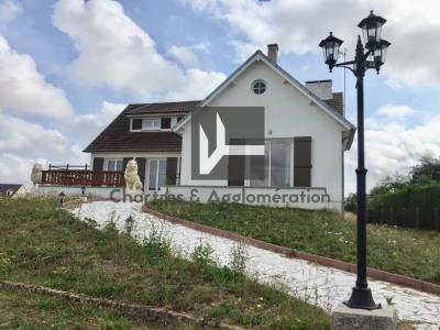 Maison courville sur eure - 6 pièce (s) - 154 m²