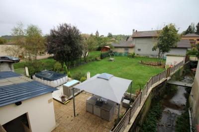 Maison de 109m² et 500m² de terrain