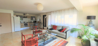 PERPIGNAN ST MARTIN - T4 APARTMENT WITH BALCONY AND GARAGE