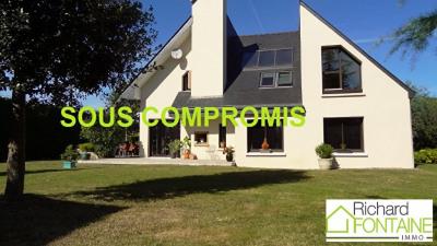 Maison Cesson Sevigne 8 pièce (s) 220 m²