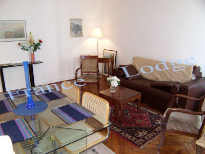 Short-term rental apartment Paris 2ème (75002)