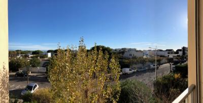 CARNON PLAGE - Studio à 50m de la plage avec parking