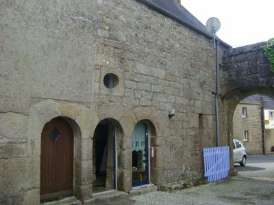 Maison de ville, 65 m² - Plounerin (22780)