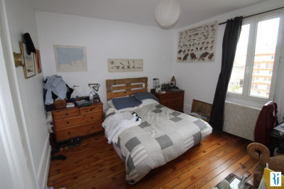 Appartement Rouen 3 pièce (s) 53.1 m²