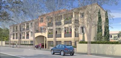 Appartement pelissanne - 3 pièce (s) - 71.38 m²