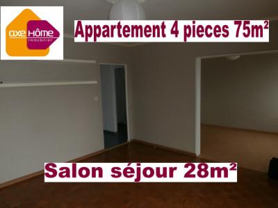 Rezé Pont rousseau / 8 mai appartement 4 pièces 75m²