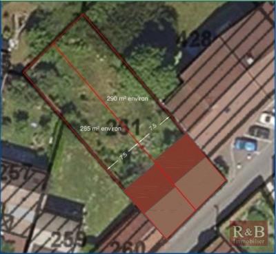 Terrain Villepreux 285 m²