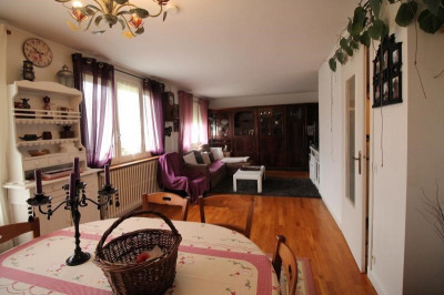 Accès a43 4mn gare 6mn appartement traversant