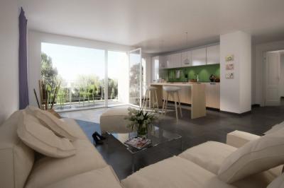 Appartement studio 1 pièce de 21 m² + balcon