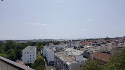 Appartement vue mer La Rochelle 4 pièces