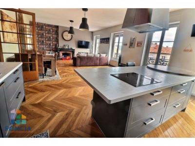 Vaste appartement idéalement situé