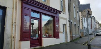 Local commercial Quimper 32 m²