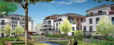 F2 résidence neuve avec terrasse / cuisine/ parking