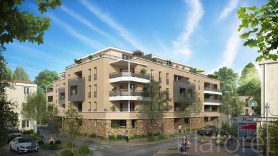 Appartement T3 - 65.75 m²