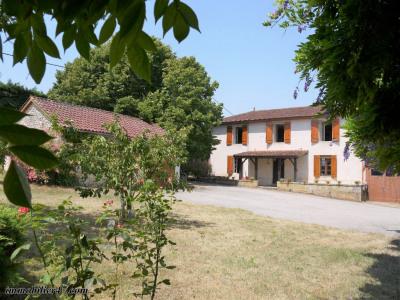 Maison de pays dolmayrac 4 pièces - 126 m²
