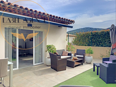 Sainte-Maxime superb 3 rooms of 72m 2 splendid terrace and g
