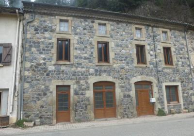 Maison de pierre