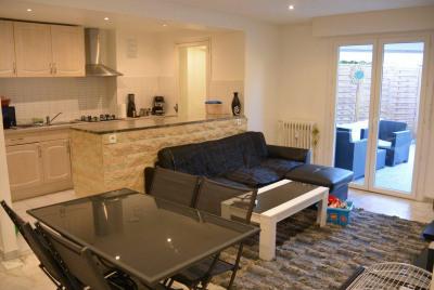 Vente 2 pièces 50m² + terrasse 23m² LE CANNET