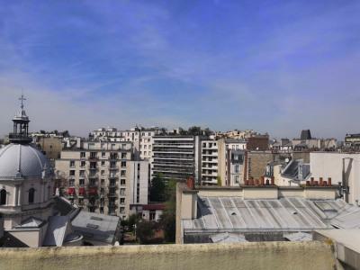 Paris 16e ranelagh studio + terrasse – 8e ascenseur