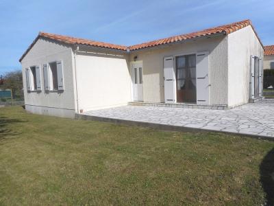 Maison 4 pièces, jardin, terrasse, entrée voiture