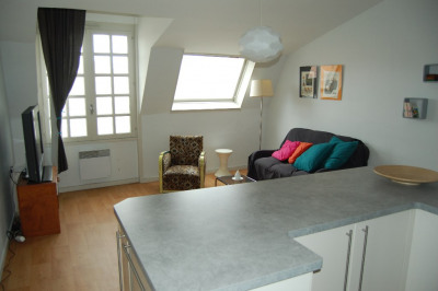 A vendre appartement 37 m² la rochelle centre