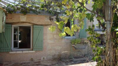 Charentaise en Pierre de 95M² avec son Appartement indépenda