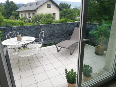 T3 duplex avec terrasse