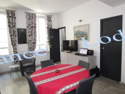 Location temporaire appartement Paris 2ème