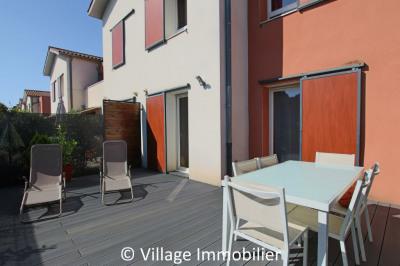 Mions centre, maison 3 ch, 93 m²