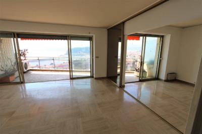 NICE - MONT BORON - Appartement 3 pièces 80m² - te