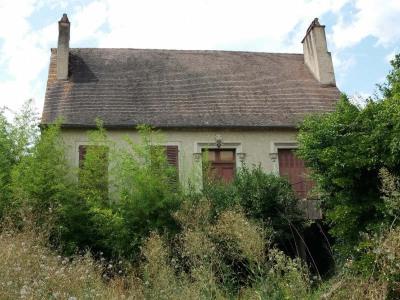 Dorpswoning 4 kamers Puy l Eveque