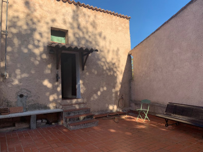 A LOUER _ Maison rénovée avec terrasse _ FLAYOSC