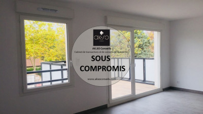 Appartement Charbonnieres Les Bains 2 pièce(s) 44.67 m2