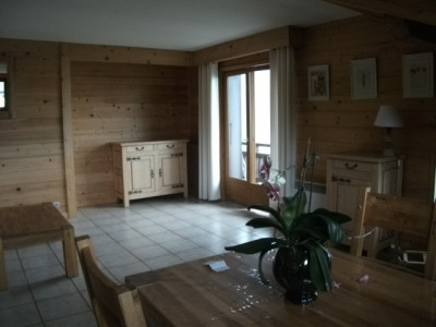 APPARTEMENT A LOUER A PASSY 74190