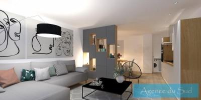 Appartement T2/3