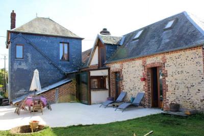 Maison st clair sur epte - 6 pièce (s) - 170 m²