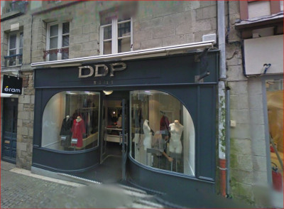 A LOUER Local commercial Quimper 44 m²