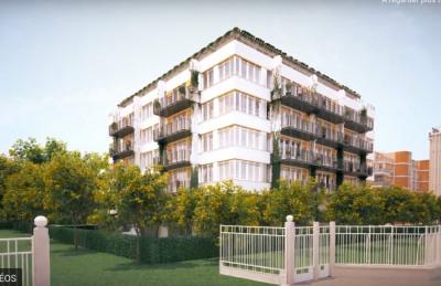 Appartement T2 avec balcon à Villeurbanne