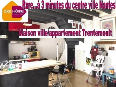 Rezé Trentemoult Niorkiouse Maison de ville