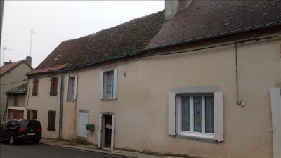 Maison de village avec patio, 4 chambres. ~Plain pied, cuisin