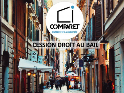Cession de bail commercial en centre ville