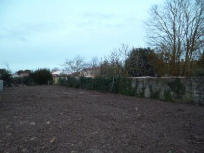 Terrain Marsilly 459 m²