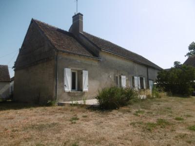 Longère et maisonnette Saint Rimay